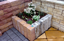 natursteinarbeiten ausgef hrt von der quirin garten und landschaftsbau frankfurt ihr. Black Bedroom Furniture Sets. Home Design Ideas